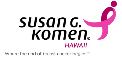 Susa G. Komen Breast Cancer Foundation logo