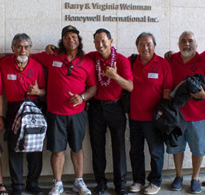 cancer screening and prevention for native Hawaiian men