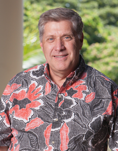 Dr. Randall Holcombe, UH Cancer Center director